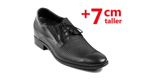 Keeve Height Increasing Shoes Oxford KBP-034