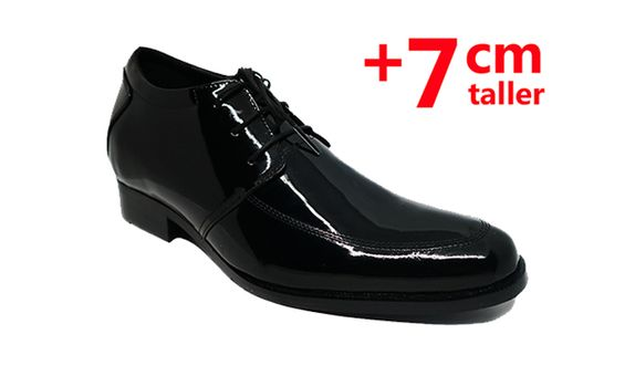 Keeve Height Increasing Shoes Derby KBL-173