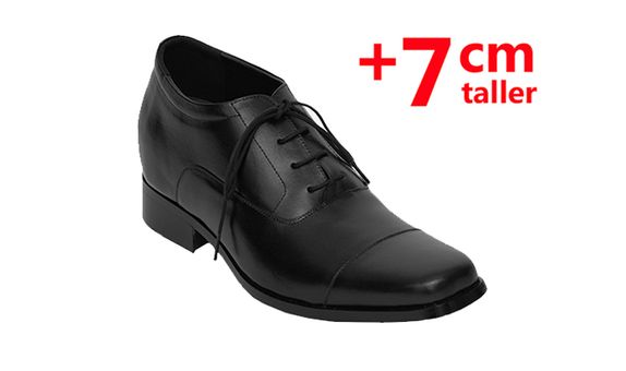 Keeve Height Increasing Shoes Oxford KBL-174