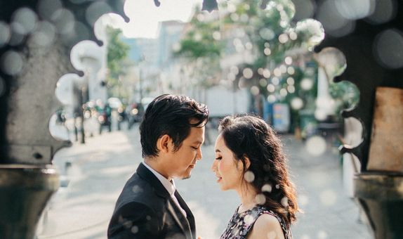 Paket pre wedding murah all in photo & video
