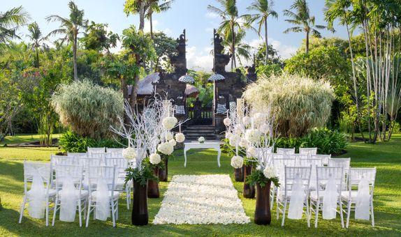 THE LAGUNA RESORT BALI | WEDDING CEREMONY, 10 PAX