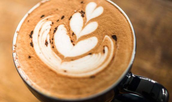 NGOPI NYANTAI - CAFE LATTE / CAFE CAPPUCCINO