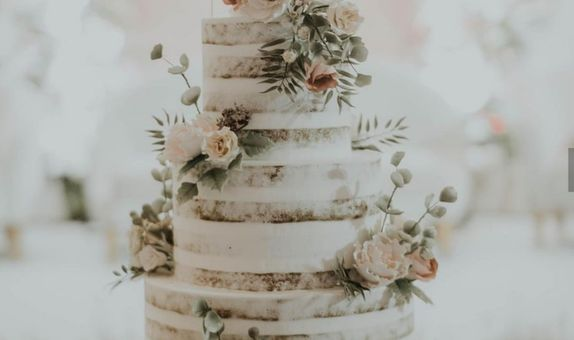 Wedding Cake - CL-108