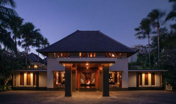 Awarta Nusa Dua Resort & Villas - Resort Exclusivity