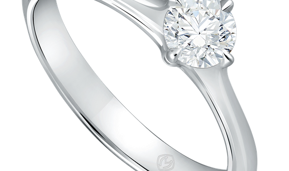 DP CANDIS SOLITAIRE COLLECTION LADIES RING