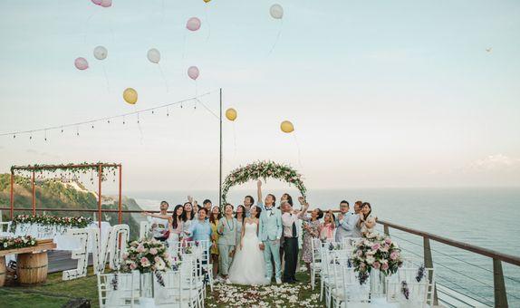 The Edge - Villa Wedding for 30 Pax