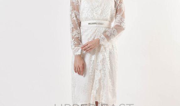 Upper East Bridesmaid - Marchesa Full Lace