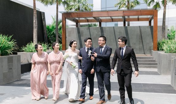 Monchichi Photography - Full Day Wedding Package oleh Monchichi