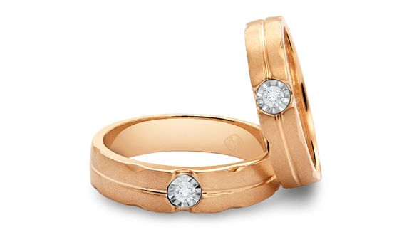 DP TIMELESS SPECIAL PRICE WEDDING RING (1 PAIR)