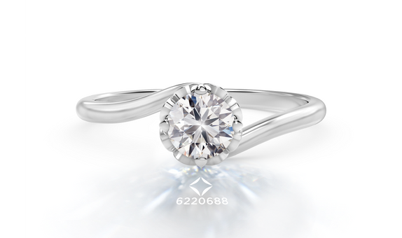 DP ENDLEA FOREVERMARK LADIES RING