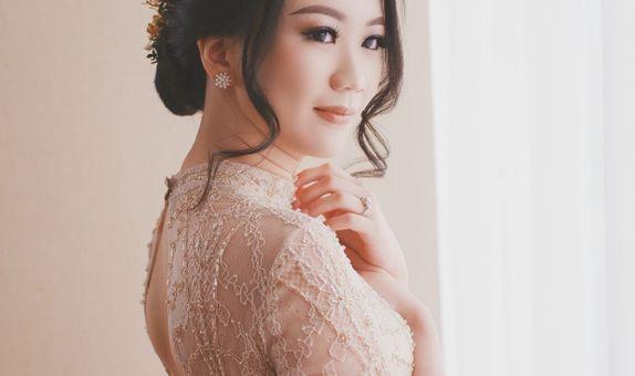 Nana Liu Beaute Lounge - Makeup untuk Bride (Different Day)
