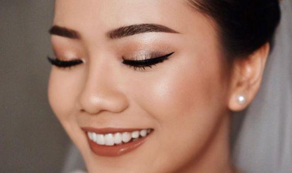 Nana Liu Beaute Lounge - Makeup untuk Bride (1 sesi)