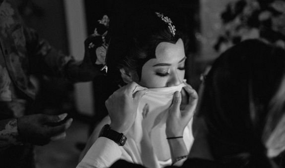 One Rhythm - Wedding Candid by Dua Ritme