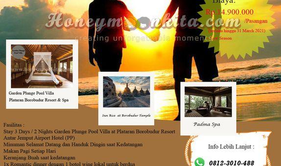 Classic Honeymoon Plataran (3D/2N)