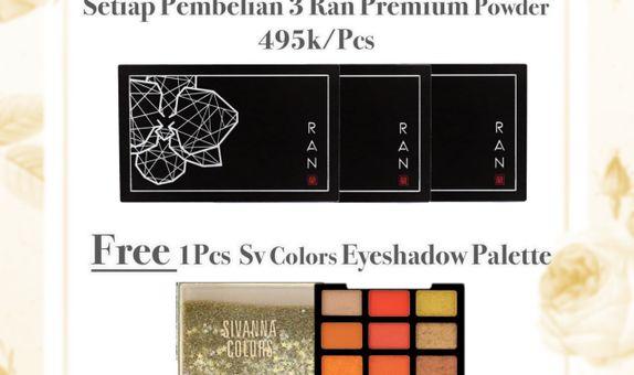 Ran Premium Compact Powder