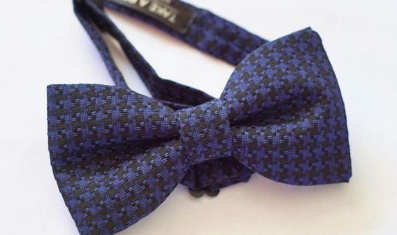 Custom Bow Tie (Pattern / prints fabric)