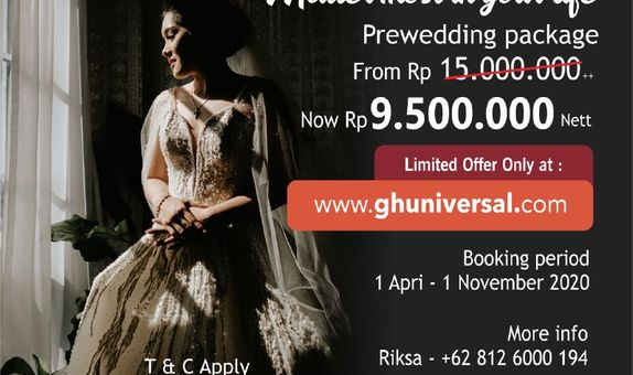 Prewedding Package