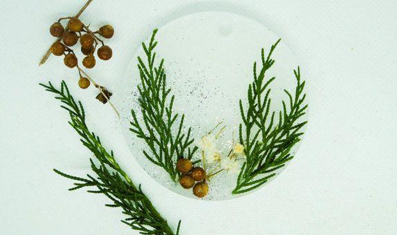 Botanical Scents Wax Jasmine / Lilin pewangi ruangan