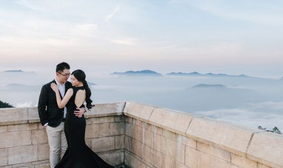 2 Days Overseas Open Trip Prewed Package by Gio