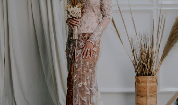 Kebaya Akad for Rent
