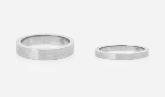 Promise Ring - Platinum