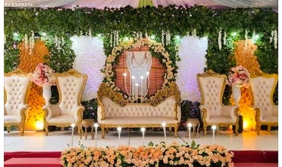 Almira WO - Paket Pernikahan di Gedung