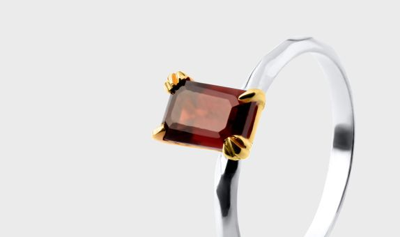 Sula Ring - 18K Gold