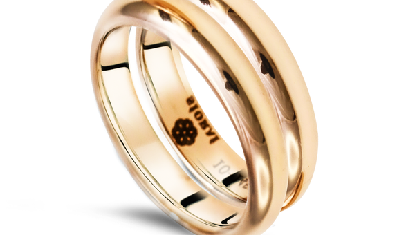 SIORAI Simple Wedding Ring 01181152A01 (Pre Order)