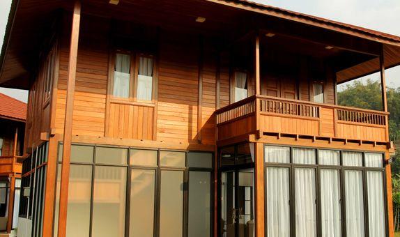 Wooden Villa 2 Bedroom