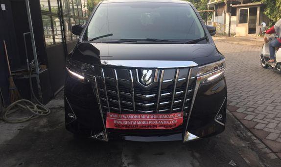 Sewa Mobil Alphard Surabaya 2019 CV Sentosa Jaya Group