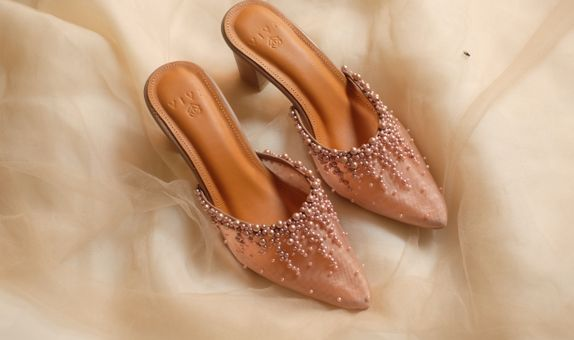 Wedding Shoes Custom Basic (heels 12cm)