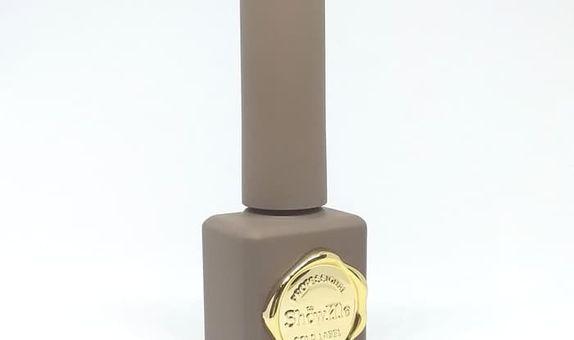 Kutek Nail Professional Gel Polish Show Me - Dark Brown Glitter Colate