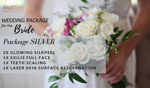 Perawatan Kecantikan Wedding Package SILVER