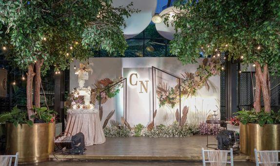 Small Stage Wedding - Jakarta