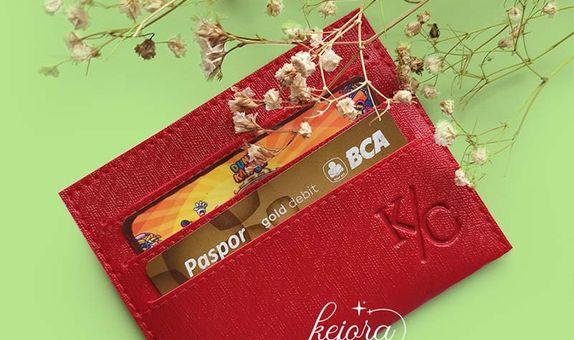Dompet Kartu 3 Selipan