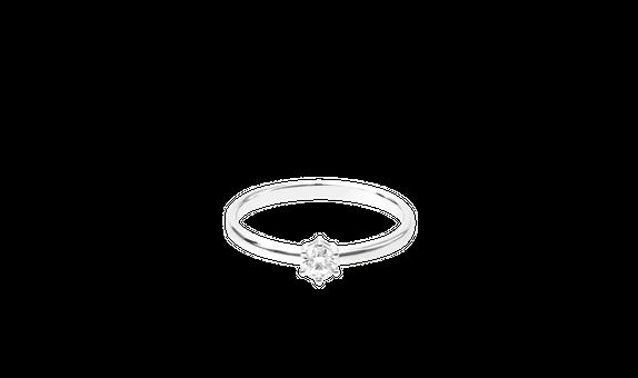 SIORAI Adena 0218230 Cincin Berlian Sz 4-15 (Pre Order)