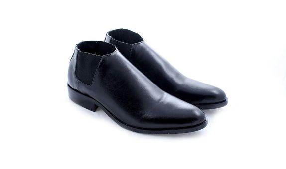 Salvare Shoes - Sepatu Wedding Pria Terbaru - Chealsea Boot Pria