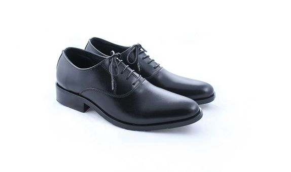 Salvare Shoes - Sepatu Wedding Priia - Sepatu Pria - Cap Toe Oxford