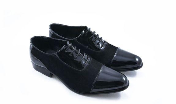 Salvare Shoes - Sepatu Pantofel Formal Pria - Wedding SHoes - Sepatu