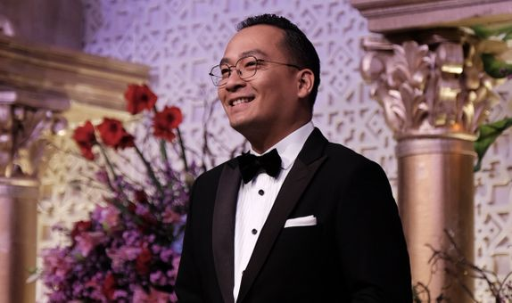 Booking Fee MC Resepsi Pernikahan (dalam area Jakarta)