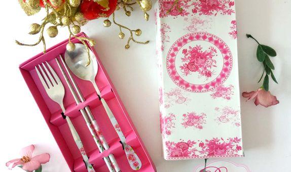 Cutlery Complete (Spoon, Fork,chopsticks)