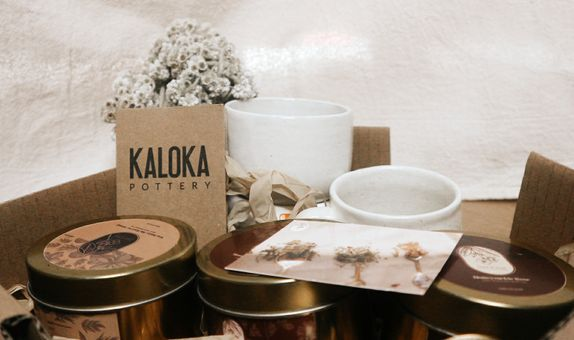 Hampers Set x Kaloka (Customized)