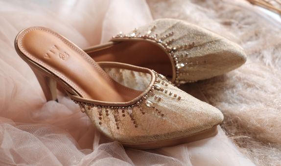 Wedding Shoes Custom Deluxe (heels 12cm)