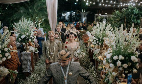Wedding Organizer Resepsi