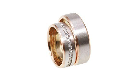 SIORAI Wedding Ring 07170044A01 Cincin Wedding Berlian (Pre Order)