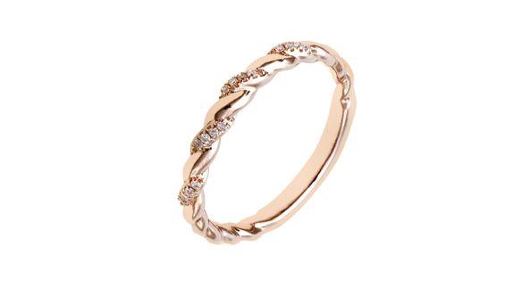 Siorai 0518 346 Caren Ring Cincin Berlian Sz 4 - 15 ( Pre order )