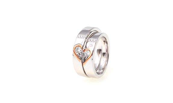 SIORAI Wedding Ring WR003150574001 Cincin Berlian (Pre Order)