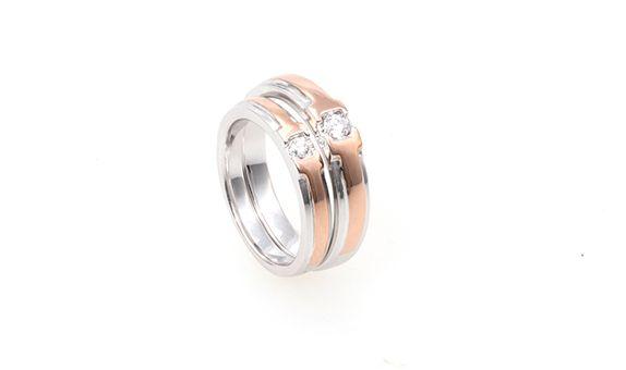 SIORAI Wedding Ring WR003150564001 Cincin Wedding berlian (Pre Order)