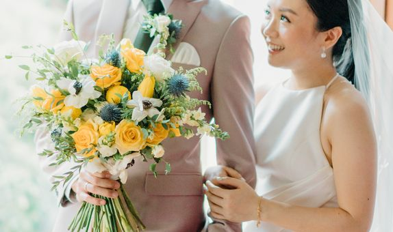Mix Import Hand Tied Bouquet