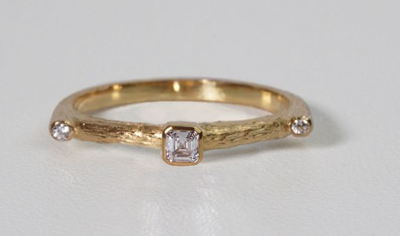 Willow - Solitaire 0,3ct